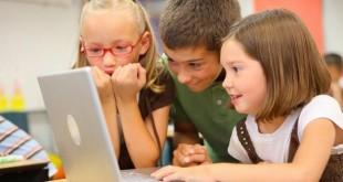 three-kids-computer